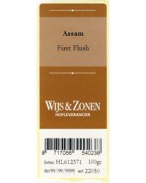 Assam 1st Flush